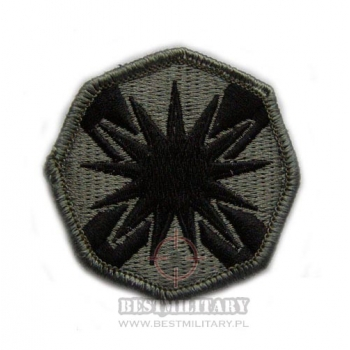 13th SUPPORT BRIGADE US ARMY ACU/UCP velcro