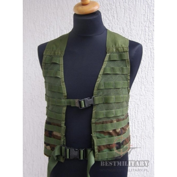 KAMIZELKA FLC BDU - VEST FIGHTING LOAD CARRIER MOLLE II BDU